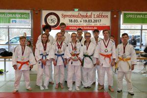So war Spreewaldpokal 2017