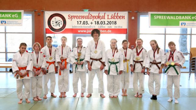 Spreewaldpokal Lübben 2018